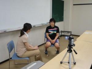 【活動報告】筑波大学でメディアトレーニングを行いました
