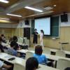 【活動報告】金沢星稜大学で講義を行いました