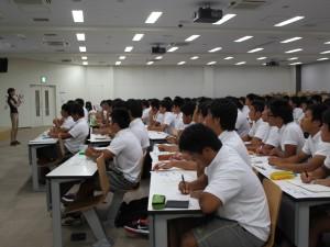 【活動報告】帝京大学ラグビー部ソーシャルメディアセミナー開催