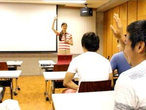 【活動報告】成城大学ラグビー部でソーシャルメディアセミナー