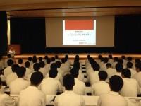 【活動報告】報徳学園高校サッカー部・バスケットボール部でソーシャルメディアセミナー