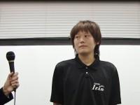 【活動報告】デンソー・アイリス メディア・トレーニング