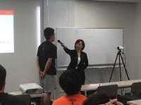 【活動報告】Bリーグ・アルビレックスBBでメディアトレーニングを開催