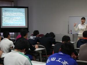 【活動報告】専修大学ラグビー部で新人セミナーを開催