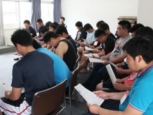 【活動報告】立正大学ラグビー部で新人セミナーを開催