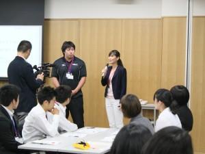 【活動報告】日本トップリーグ連携機構若手研修