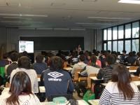 【活動報告】中央大学学友会サッカー部セミナー
