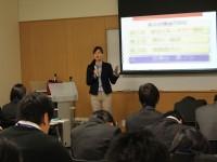 日本トップリーグ連携機構若手研修でメディア・トレーニング