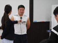 【活動報告】リコー・ブラックラムズ 新人研修