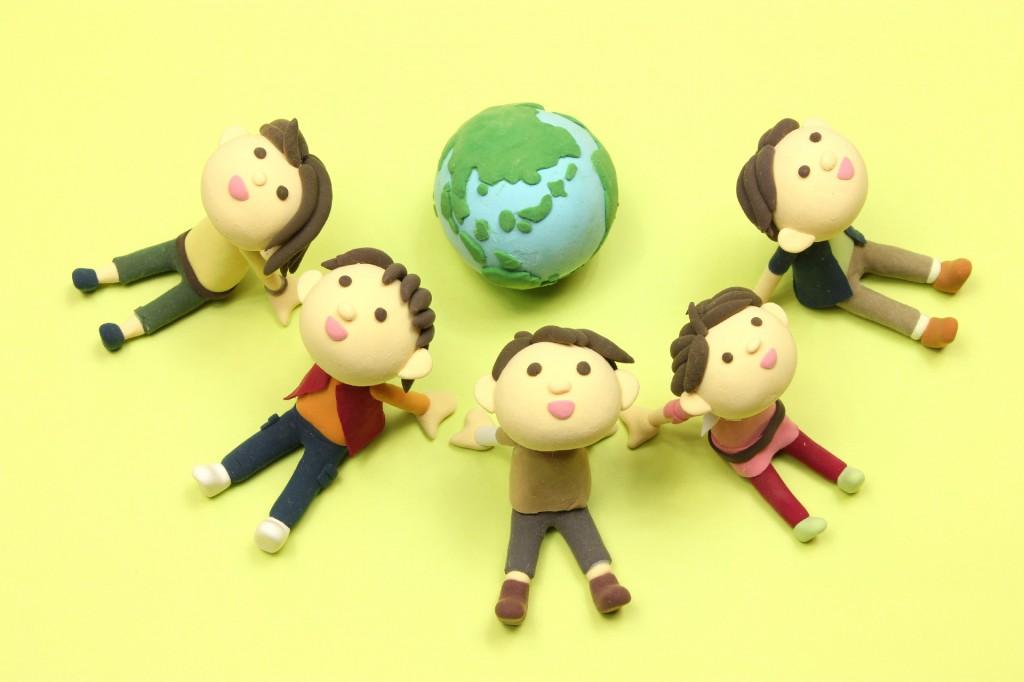 世界の友達